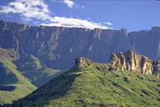 drakensberg.biz website