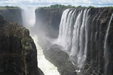 vicfalls.co.za website