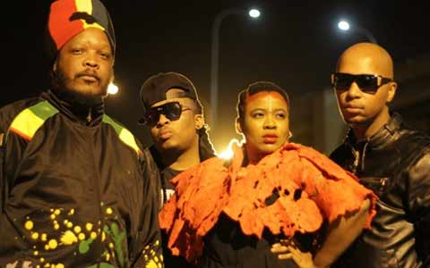 Bongo Maffin will be performing at 2018 Boomtown