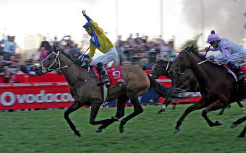 Igugu who won the 2011 Vodacom Durban July